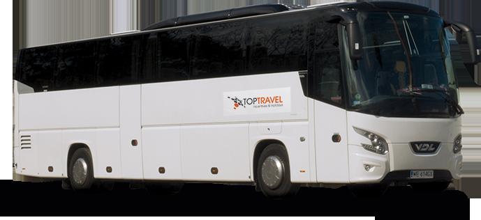 Autokar Warszawa VDL z TOP TRAVEL